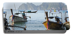 Koh Phi Phi Boats Portable Battery Charger