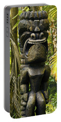 Ku - God Of War Portable Battery Charger by Patricia Griffin Brett