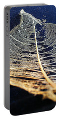 Lace Leaf 4 Portable Battery Charger