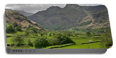 Lake District England Portable Battery Charger