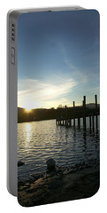 Lake District Sunset Portable Battery Charger