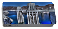 Lake Mead Hoover Dam Portable Battery Charger