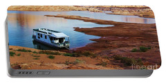 Lake Powell Houseboat Portable Battery Charger