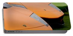 Lamborghinis Portable Battery Charger