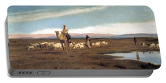 Leading The Flock To Pasture Portable Battery Charger