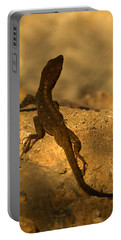 Leapin' Lizards Portable Battery Charger by Trish Tritz
