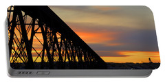 Lethbridge High Level Bridge 3 Portable Battery Charger