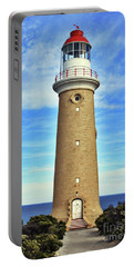 Light House At Cape Du Couedic Portable Battery Charger