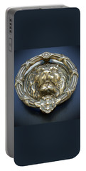 Lions Gate Portable Battery Charger by Jean Haynes