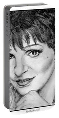 Liza Minnelli In 2006 Portable Battery Charger