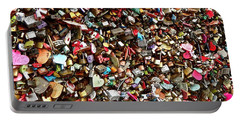 Portable Battery Charger featuring the photograph Locks Of Love by Kume Bryant