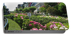 Lombard Street Portable Battery Charger by Dany Lison