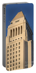 Los Angeles City Hall Portable Battery Charger