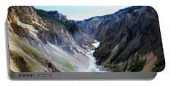 Lower Falls - Yellowstone Portable Battery Charger