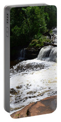 Lower Tahquamenon Falls Lll Portable Battery Charger