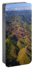 Lowland Tropical Rainforest Cleared Portable Battery Charger
