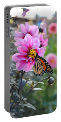 Portable Battery Charger featuring the photograph Making Things New by Michael Frank Jr
