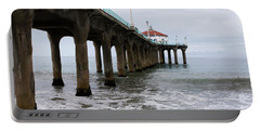 Manhattan Beach Pier Portable Battery Charger