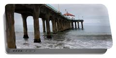 Manhattan Beach Pier Portable Battery Charger