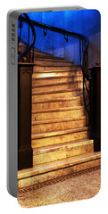 Marble Stairs Portable Battery Charger