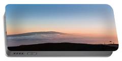 Mauna Loa Sunset Portable Battery Charger
