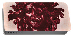 Medusa Head Portable Battery Charger by Photo Researchers