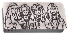 Megadeth Portable Battery Charger