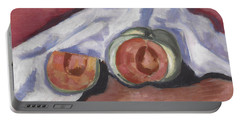Melons Portable Battery Charger by Marsden Hartley
