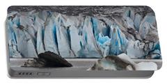 Mendenhall Glacier Juneau Alaska 1698 Portable Battery Charger