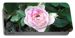 Miniature Rose Portable Battery Charger