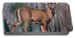 Missouri Whitetail Deer Portable Battery Charger
