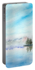 Misty Lake Portable Battery Charger