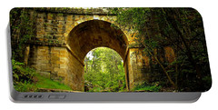 Mitchells Pass Bridge Lapstone A Convict Built Bridge Portable Battery Charger
