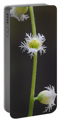Miterwort Flowers Portable Battery Charger