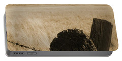 Portable Battery Charger featuring the photograph Montana Vista by Bruce Patrick Smith