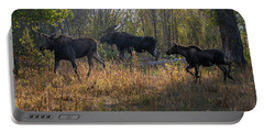 Moose Family Portable Battery Charger