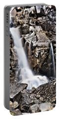 Portable Battery Charger featuring the photograph Morrell Falls 2 by Janie Johnson