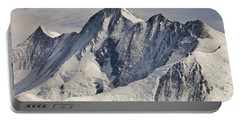 Mount Herschel Above Cape Hallett Portable Battery Charger