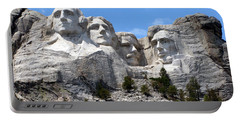 Mount Rushmore Usa Portable Battery Charger
