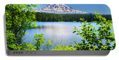 Mt Adams And Takhlakh Lake Portable Battery Charger
