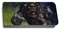 Mutants  Portable Battery Charger by Tony Koehl