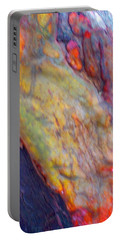 Portable Battery Charger featuring the digital art Mystics Of The Night by Richard Laeton