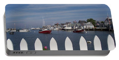 Nantucket Harbor Portable Battery Charger