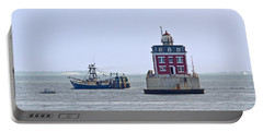New London Ledge Lighthouse. Portable Battery Charger