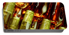 New Wine Portable Battery Charger by Lainie Wrightson