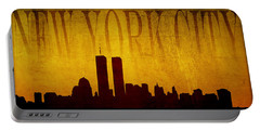 New York City Portable Battery Charger