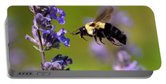 Non Stop Flight To Pollination Portable Battery Charger