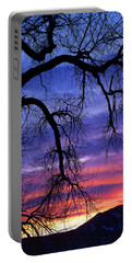 Portable Battery Charger featuring the photograph Obeisance by Jim Garrison