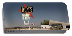 Route  66  Roys Portable Battery Charger