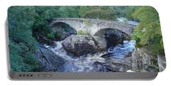 Old Bridge At Invermoriston Portable Battery Charger